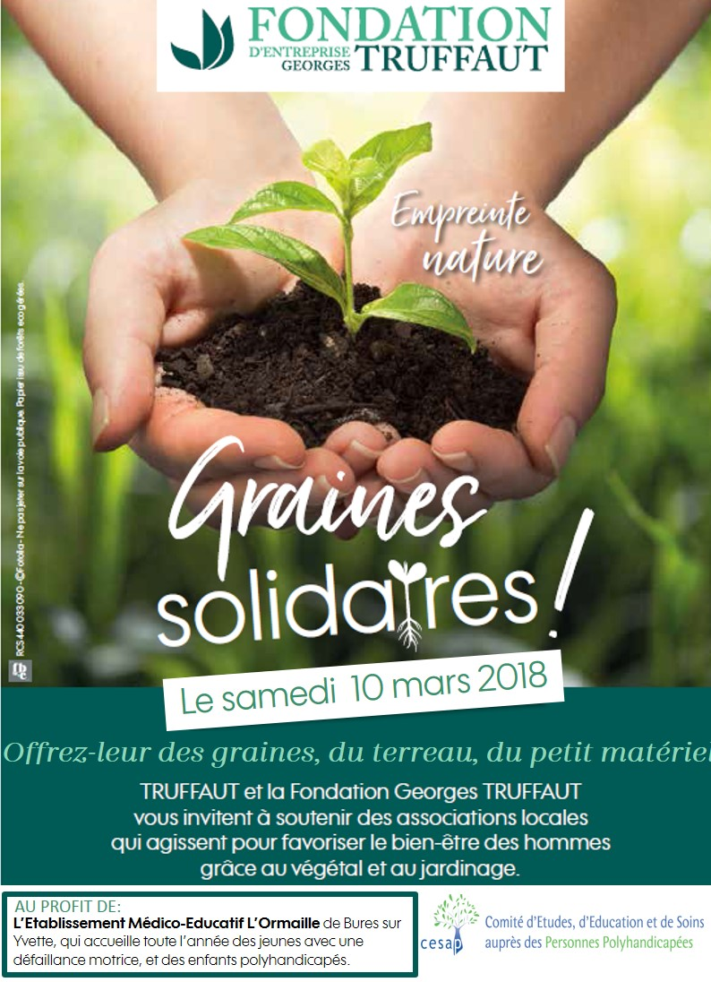 flyer graine solidaire perso Ormaille