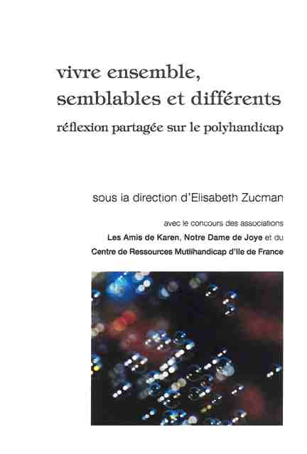 VIVRE ENSEMBLE semblable et differents